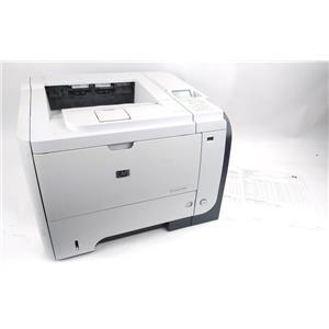 HP LaserJet Enterprise P3015 Workgroup Laser Printer - Page Count 28K - WORKING