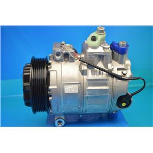 AC Compressor Fits Mercedes Benz 2001-2011 Models (1YW) New 98394