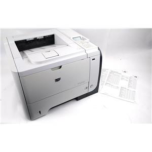 HP LaserJet Enterprise P3015 Workgroup Laser Printer - Page Count 109K - WORKING
