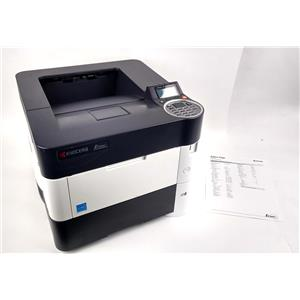 Kyocera FS-4200DN Monochrome Network Workgroup Laser Printer - Page Count 191K