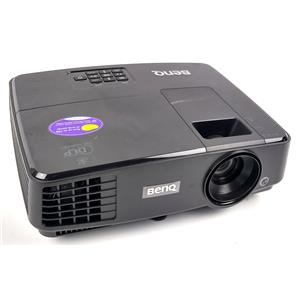BenQ MS504 Digital Projector - 86 Lamp Hrs - TESTED & WORKING