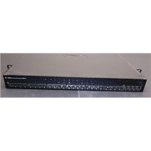 Dell X6M11 PowerConnect 8024F 24-Port 10GB SFP+ Ethernet Swtich Dual PSU