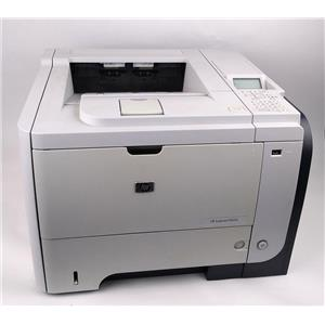 HP LaserJet Enterprise P3015 Workgroup Laser Printer - Page Count 40K - WORKING