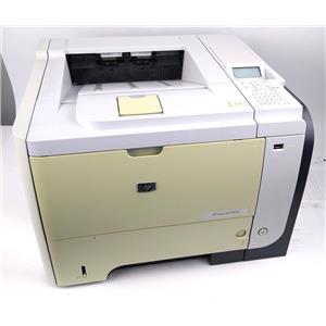 HP LaserJet Enterprise P3015 Workgroup Laser Printer - Page Count 94K - WORKING