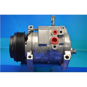 A/C Compressor fits 2010-13 Chevy Silverado 1500 GMC Sierra 1500 WT (1YW) R77348