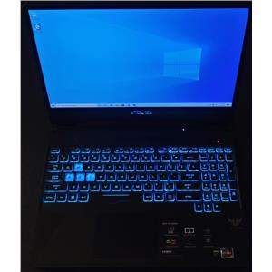 Asus TUF FX505DT-UB52 AMD Ryzen 5 3550H 8GB 256GB SSD Nvidia Geforce GTX 1650