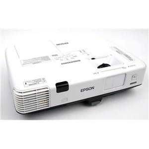 Epson H474A PowerLite 1945W WXGA 3LCD Projector 759 Lamp Hrs - TESTED & WORKING