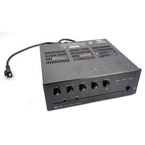 TOA BG-2535 CU 5-Input Mixer Power Amplifier - TESTED & WORKING