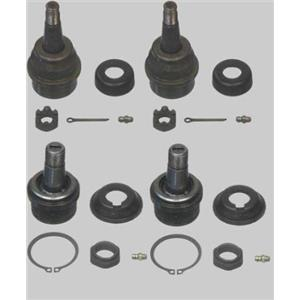 Dodge Ram 2500 35 4X2 Upper & Low Ball Joints Joint 4pc