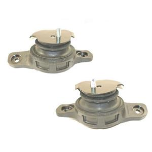 2 Front Engine Motor Mount fits for Subaru Legacy Outback 05-09 2.5L Eng.