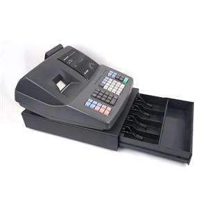 Sharp XE-A206 Electronic Cash Register W/ Cash Drawer - TESTED & WORKING