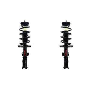 Front Left & Right Coil Spring Strut For Passive Suspension 10-16 Cadillac SRX
