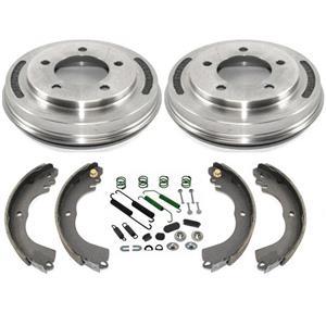 Rear Drums Brake Shoes Spring Kit for Mitsubishi Lancer DE 2.0L