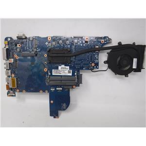 HP ProBook 650 G3 Motherboard 916832-601 w/i5-7200U 2.50GHZ