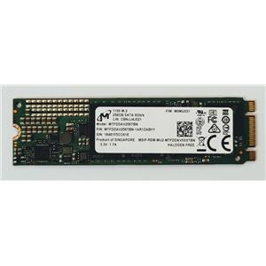 New Micron 1100 m.2 2280 SSD 256GB SATAIII 6Gbps Solid State Drive MTFDDAV256TBN