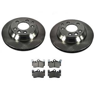 Disc Brake 34287 Fits For 07-15 Audi Q7 Rear Disc Brake Rotors With Ceramic Pads