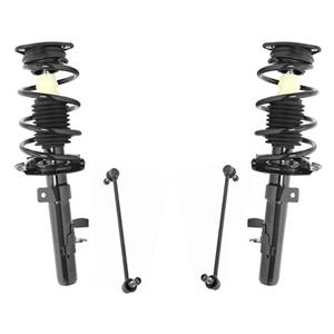 Front Left Right Comp Coil Spring Strut Assembly Fits 2013-2019 Ford Escape 4pc