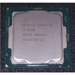 Intel SR3XE Core i5-8500 3.0Ghz(4.1GHz Turbo) 6-Core 9MB Cache LGA1151 Processor