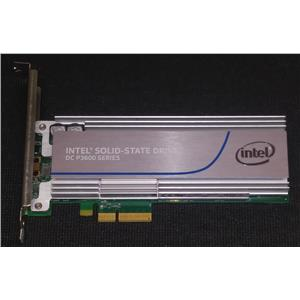 Intel SSD DC Series P3600 1.2TB MLC PCIe 3.0 x4 SSDPEDME012T4 Full Height