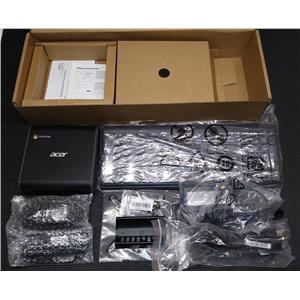 Acer Chromebox CX13 Celeron 3867U 4GB RAM 32GB MMC Chrome OS D18Q1