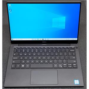Dell XPS 13 9380 1.8GHz i7-8565U 8GB 256GB SSD Notebook USB-C 4K Touchscreen