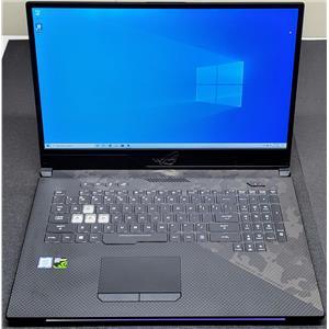 Asus ROG Strix SCAR GL704GM-DH74 i7-8750H 16GB 256GB+1TB HDD Nvidia GTX 1060 6GB