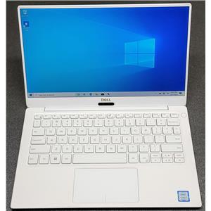 Dell XPS 13 9370 1.6GHz i5-8250U 8GB 128GB SSD Rose Gold 4K Touchscreen USB-C
