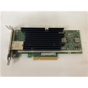 Intel X540T1BLK  X540-T1 10Gbps 1x RJ-45 Ethernet Adapter Low Profile Bracket