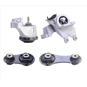 Engine & Transmission Mounts fits for 2011-2015 Ford Explorer 3.5L 4pc
