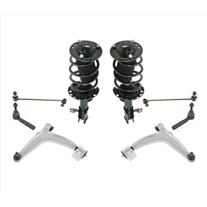 Control Arms Complete Coil Spring Struts For 04-05 SAAB 9-3 2.0L Turbo Only 8pc