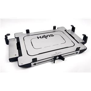 RECYCLED  Havis UT-101 Universal Laptop Mount For Vehicle As Desk no keys