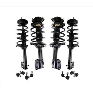 Suspension & Chassis 8pc Kit fits for Subaru Forester W/out Self Leveling 06-08