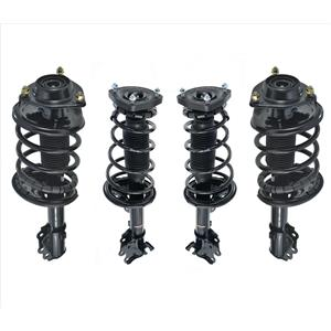 Front & Rear Complete Struts Assembly for Hyundai Elantra 01-06