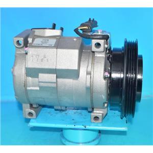 AC Compressor fits 2001-09 Chrysler PT Cruiser 2000-02 Neon (1YW) New 77378