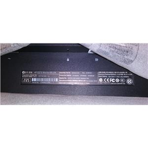 HP E273 EliteDisplay 27 Inch IPS 16:9 LED Monitor 1080p NEW OPEN BOX W/ WARRANTY