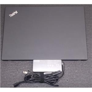 "Lenovo ThinkPad T490 14"" i7-8665U 1.9GHz 256GB SSD 16GB Win 10 Pro WARRANTY"