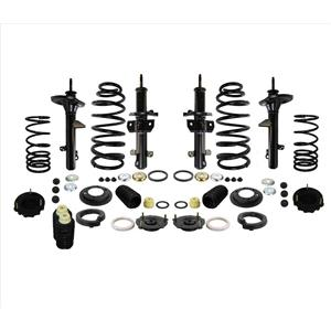 New Complete Coil Spring Conversion Kit for FRONT & RR 88-94 Lincoln Continental