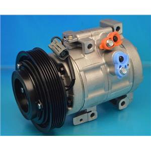 A/C Compressor Fits 2010-2013 Mazda 3 & 3 Sport 2012-2015 Mazda 5 (1YW) N97122