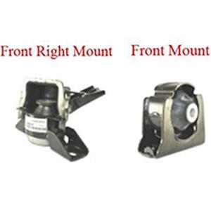 Fits 2008-2012 Scion XB 2.4L Automatic Tranmssion Engine Motor Mounts 2pc Kit