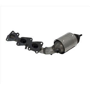 Front Radiator Manifold Catalytic Converter Made in USA for Kia Sorento 07-09