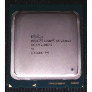 Intel Xeon E5-2630 V2 6 CORE 2.60 GHz SR1AM