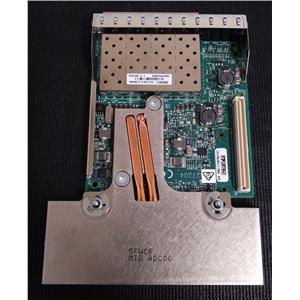Dell XGRFF Broadcom 57840S Quad Port 10GbE SPF+ Daugher Network Card