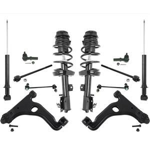 Front Complete Struts Rear Struts Control Arms Fits 01-03 Saturn LW300 3.0L