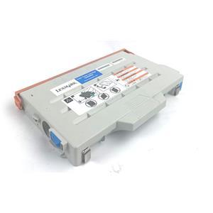 RECYCLED Genuine OEM Lexmark C720 Cyan 15W0900 Toner Cartridge