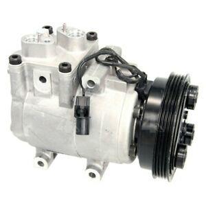 AC Compressor fits 2001-2002 Kia Rio 1.5L (One Year Warranty) New 58191