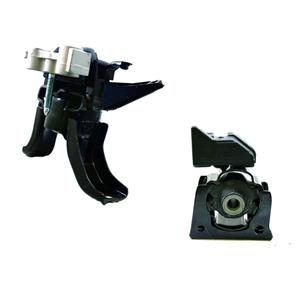 Front and Front Right Engine Motor Mount Set For 2012-2015 Toyota Prius Prius V