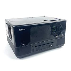 Epson WMP-TWD10 Home Theater 3 LCD Projector w/ Built in DVD Player- Working