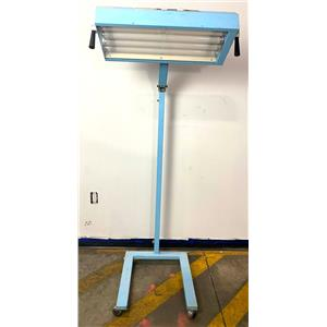 OLYMPIC Bili-Lite  Model 66 Floor Stand Phototherapy UV Light Stand