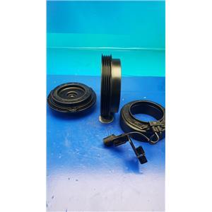 AC COMPRESSOR HS15 CLUTCH FOR HYUNDAI ELANTRA TIBURON 2.0L 77347 REMAN