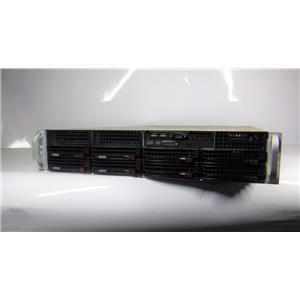 SUPERMICRO ASROCK MB 2 X XEON E5-2640V3 2.6GHz 32G RAM 5 X 2TB ENT HDD SIIG RAID